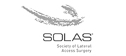 Society of Lateral Access Surgery (SOLAS)